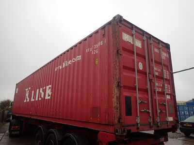 SHIPPING CONTAINERS 40ft ISO 35202 click to zoom image