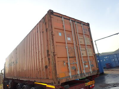 SHIPPING CONTAINERS 40ft original container 40266