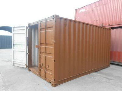 SHIPPING CONTAINERS 14ft S2 26136