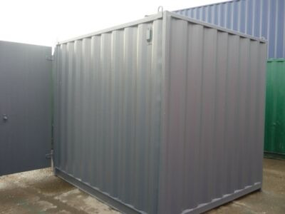 SHIPPING CONTAINERS 10ft S1 CO100005 click to zoom image