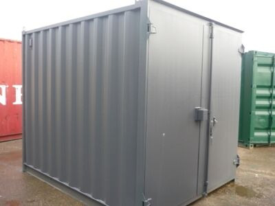 SHIPPING CONTAINERS 10ft S1 CO100005