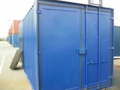 SHIPPING CONTAINERS 15ft S3 33926