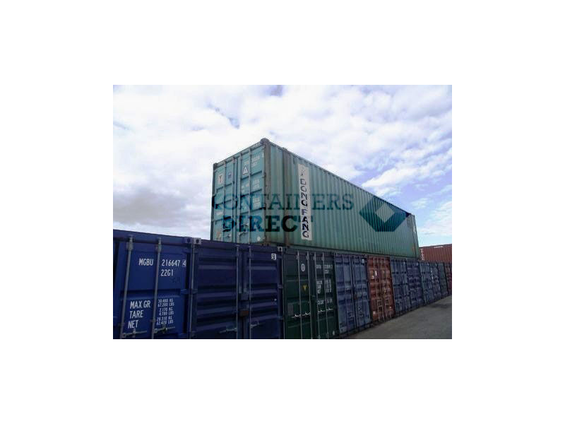 SHIPPING CONTAINERS 45ft high cube HCPW01 click to zoom image