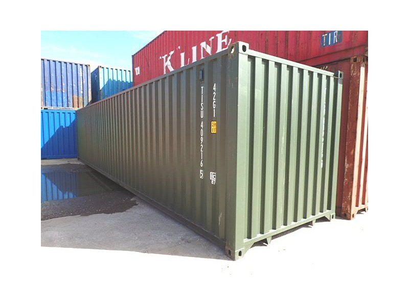SHIPPING CONTAINERS 40ft ISO 31703 click to zoom image