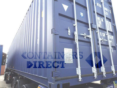 SHIPPING CONTAINERS 40ft original 36905