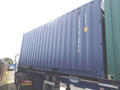 SHIPPING CONTAINERS 20ft ISO 38174
