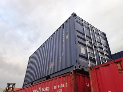SHIPPING CONTAINERS 20ft ISO 34417
