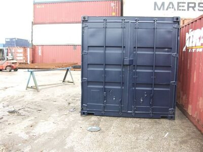 SHIPPING CONTAINERS 12ft S2 doors