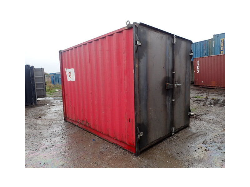 SHIPPING CONTAINERS 13ft S1 50491 click to zoom image