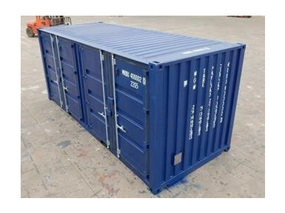 SHIPPING CONTAINERS 20ft multi-compartment container MC20