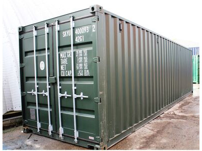 40ft New Shipping Containers 40ft New ISO Container - S2 Doors