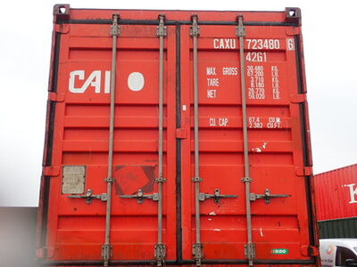 SHIPPING CONTAINERS 40ft original 54378