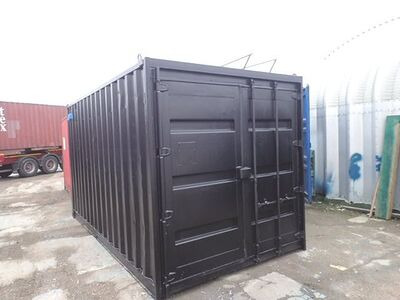 SHIPPING CONTAINERS 15ft S3 doors 45878