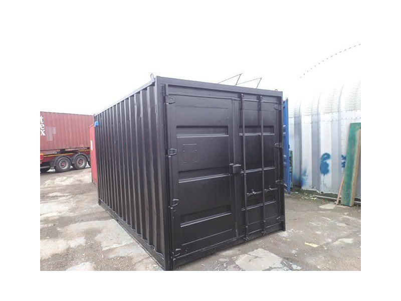 SHIPPING CONTAINERS 15ft S3 doors 45878 click to zoom image