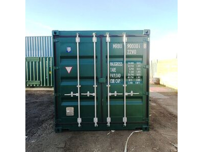 SHIPPING CONTAINERS 20ft Falcon chemical store 35034