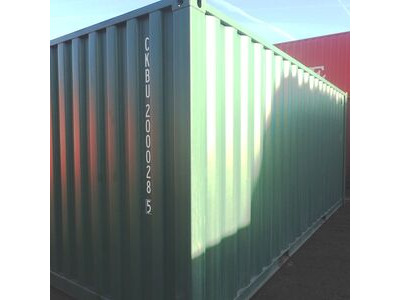 SHIPPING CONTAINERS 20ft ISO 59402 click to zoom image