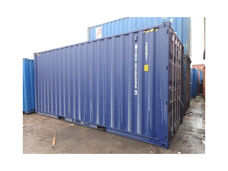 SHIPPING CONTAINERS 20ft high cube MTBU0205983 click to zoom image