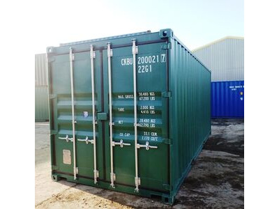 SHIPPING CONTAINERS 20ft ISO 38180