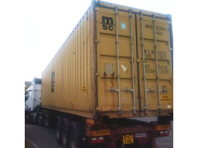 SHIPPING CONTAINERS 40ft ISO 59663
