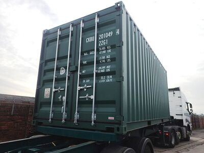 SHIPPING CONTAINERS 20ft ISO 38178