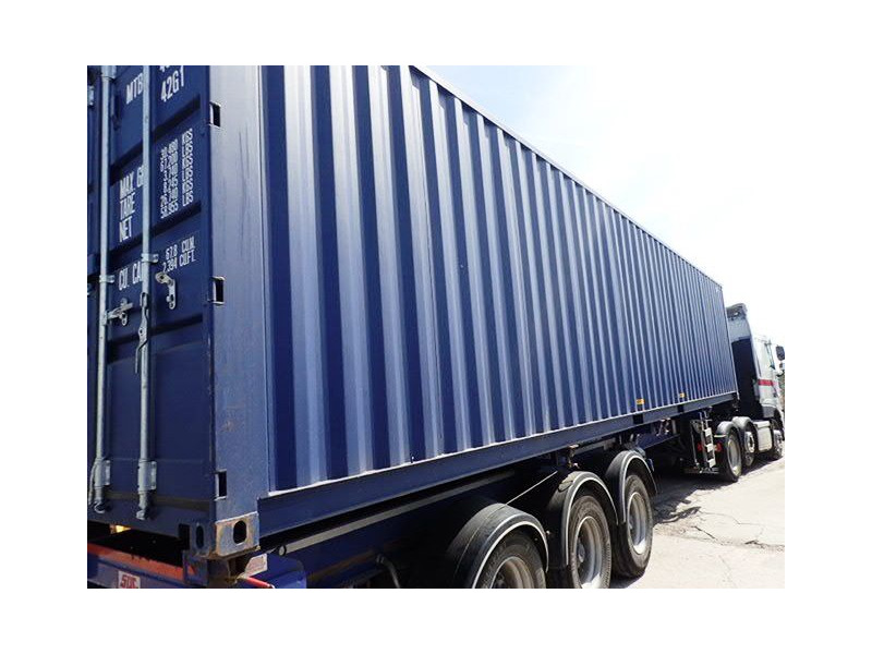 SHIPPING CONTAINERS 20ft ISO 59398 click to zoom image