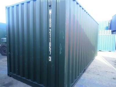 SHIPPING CONTAINERS 20ft ISO 41554 click to zoom image