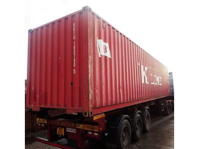 SHIPPING CONTAINERS 40ft ISO 56393