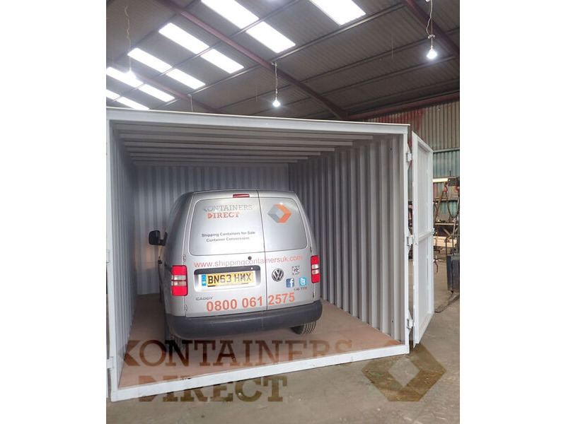 SHIPPING CONTAINERS CarTainer 1510 Manchester click to zoom image
