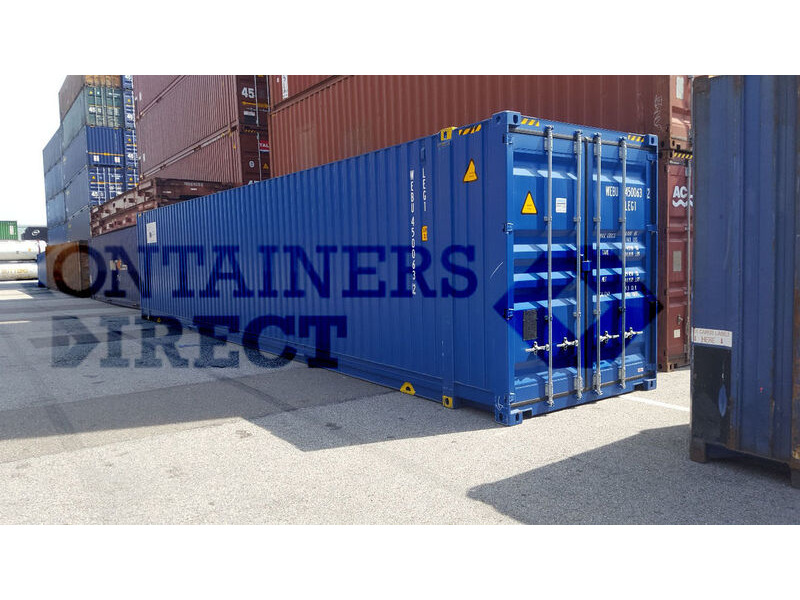 SHIPPING CONTAINERS 45ft high cube HCPW05 click to zoom image