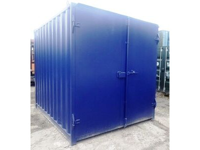SHIPPING CONTAINERS 10ft S1 doors 46159