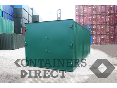 SHIPPING CONTAINERS CarTainer® 2010