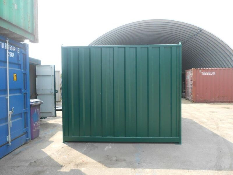 Storage Containers For Sale 10ft wide x 10ft long STC1010 click to zoom image