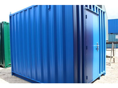 SHIPPING CONTAINERS 10ft SC office
