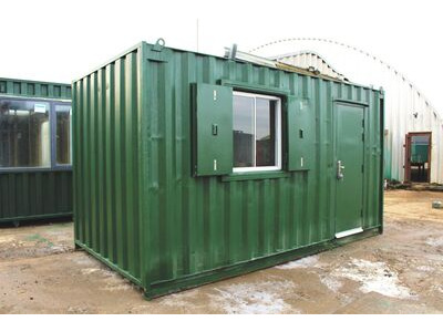 SHIPPING CONTAINERS 15ft ModiBox Office