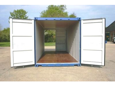 SHIPPING CONTAINERS 20ft Tunnel-Tainer TT01 64613