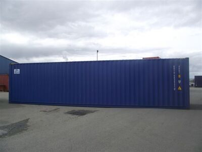 SHIPPING CONTAINERS 40ft ISO