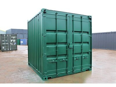 SHIPPING CONTAINERS 8ft S2