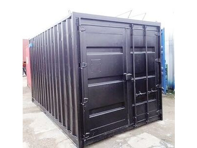 SHIPPING CONTAINERS 15ft S3 doors