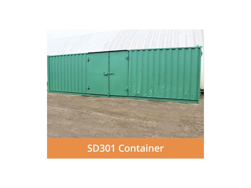 SHIPPING CONTAINERS 30ft side access SD301 click to zoom image