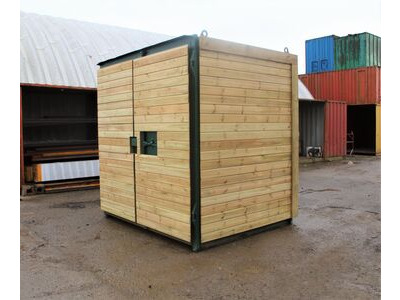 SHIPPING CONTAINERS 6ft cladded container HL6S110