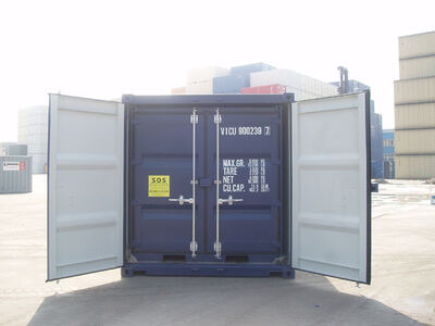 SHIPPING CONTAINERS 9ft New SC10