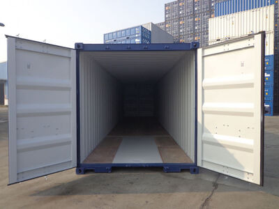 SHIPPING CONTAINERS Southampton 20ft Tunnel-tainer SC47 click to zoom image