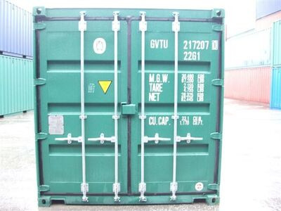 SHIPPING CONTAINERS 20ft New Build SC75