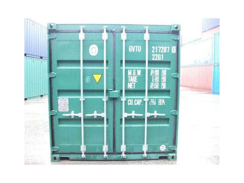 SHIPPING CONTAINERS 20ft SC75 click to zoom image