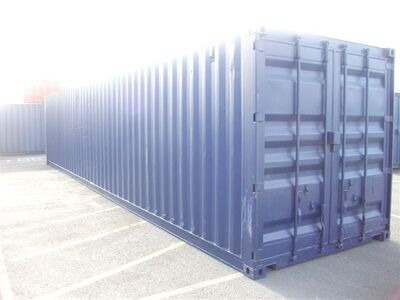 SHIPPING CONTAINERS 40ft with Grafotherm 15832