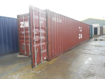 SHIPPING CONTAINERS 40ft ISO 59524
