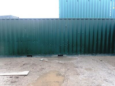 SHIPPING CONTAINERS 40ft ISO 55171