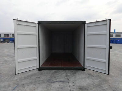 SHIPPING CONTAINERS 20ft Blue 15854