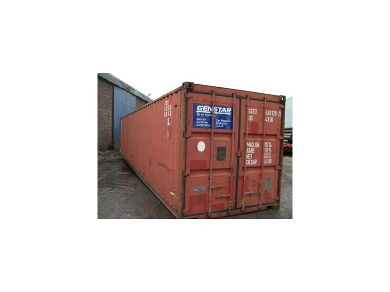 SHIPPING CONTAINERS 40ft ISO 39176 click to zoom image