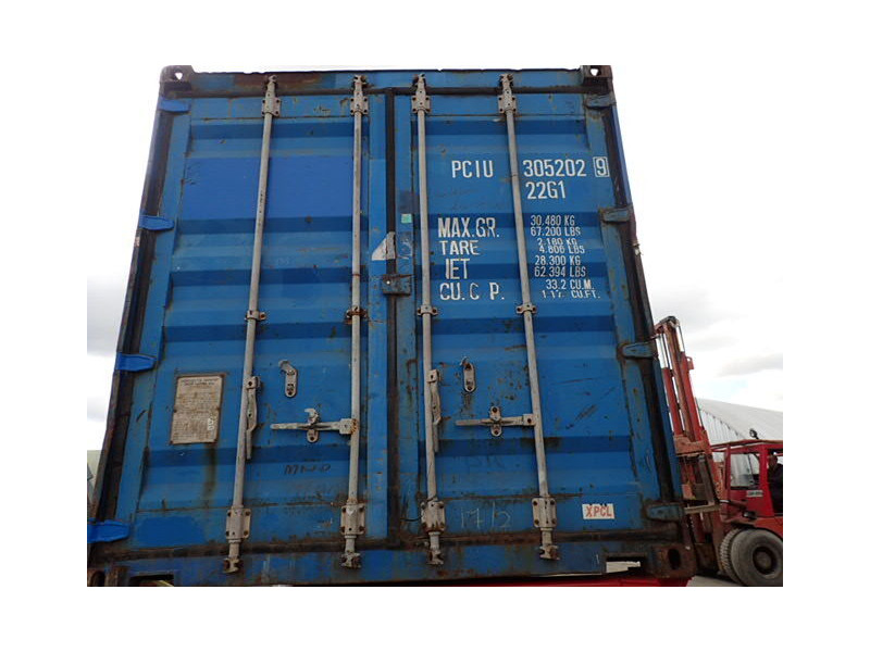 SHIPPING CONTAINERS 20ft original 32362 click to zoom image